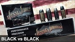 Jesse James Black vs. Black Talon