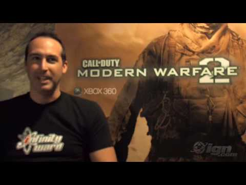 Call of Duty Modern Warfare Interview With Joel Emslie