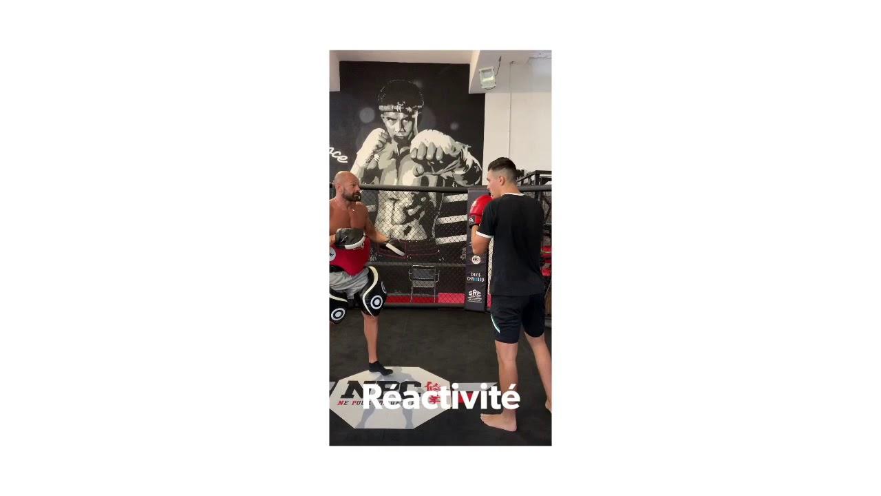 Victor Petit Training by Sylvain Thomas