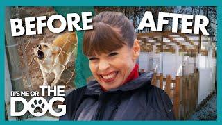 Victoria Gives Struggling Dog Shelter a $250k Makeover! | It's Me or The Dog