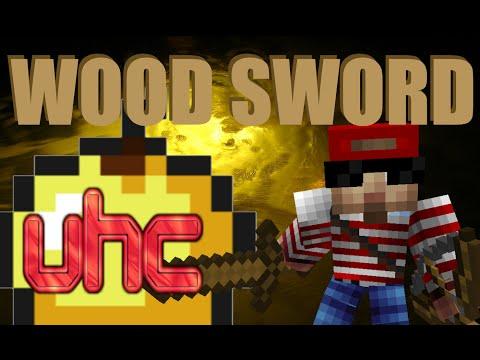 Ultra Hard-Core Challenge: Wood Sword! #5 (Harddrive filled!)