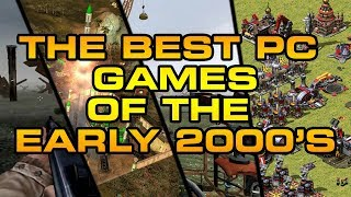 Top 15 Pc Games Of The Early 2000's  Nostalgia!