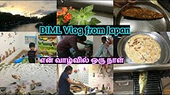 DIML|Japan Tamil vlogs| Haircut attempt for Krishiv| Skytree view in the sunset| Nature is beautiful