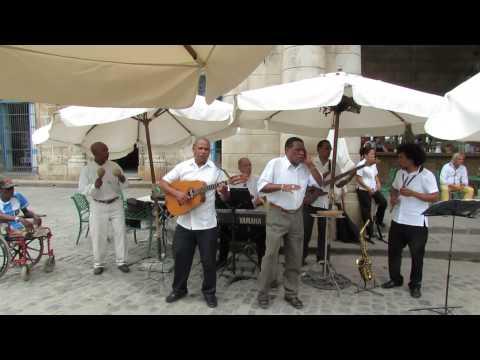 Charanga de Cuba en la Habana