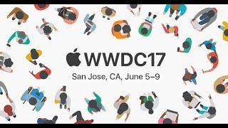 Вся WWDC 2017 на русском языке за 8 минут ! iOS 11, новая MacOs , iMac Pro и iPad!