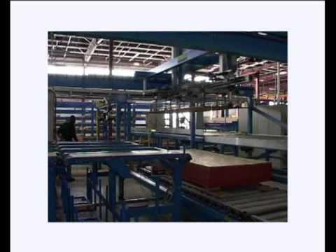 Randek Automated House Production - Wall Panels