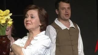 Лев Толстой на сцене Балашовского драматического театра