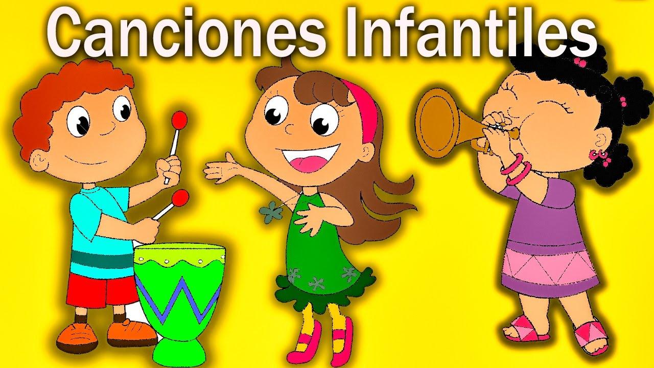 Canciones Infantiles En Español  Las Mejores Canciones