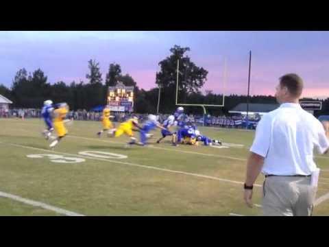 Tupelo-Saltillo first-half highlights