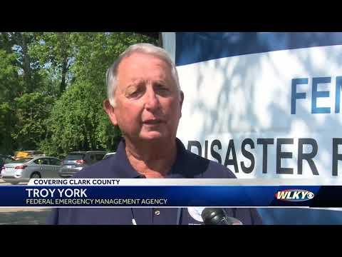 FEMA in Utica