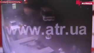 27.02.2014: Захват Совмина Крыма (первое видео)