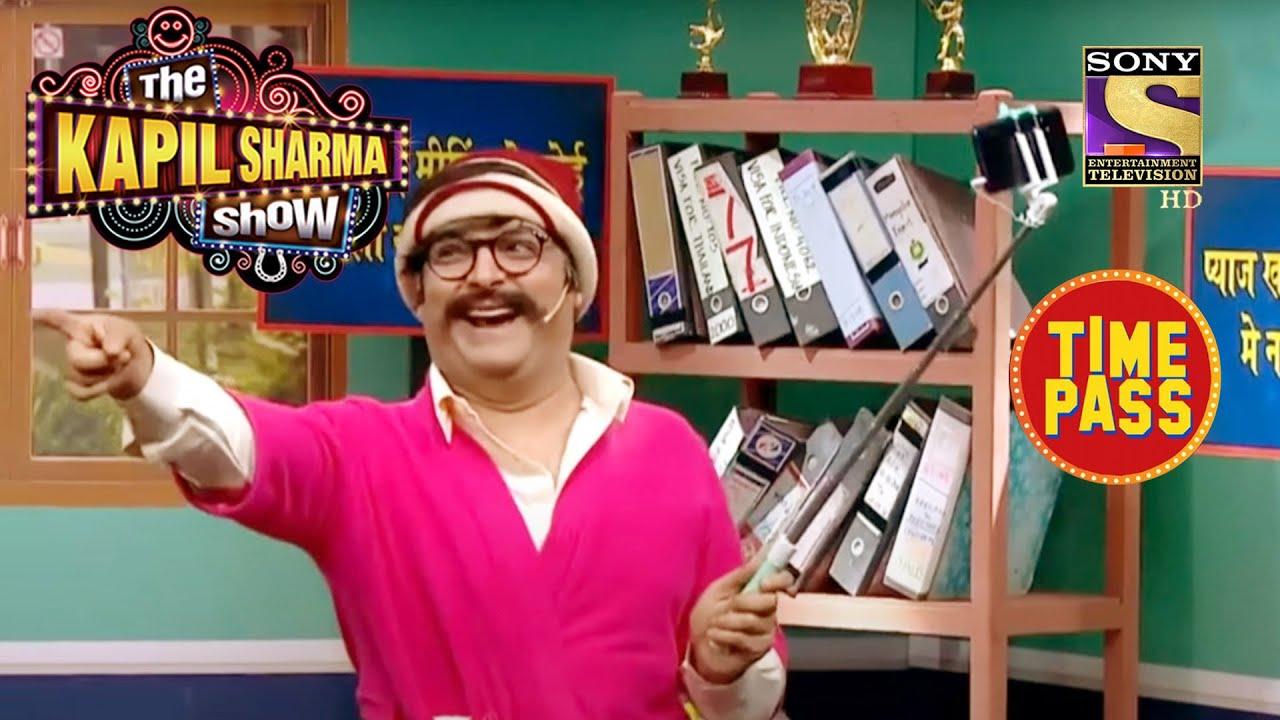 Download Kapil's Hilarious Way Of Using Sanitizer   The Kapil Sharma Show Season 2   Time Pass With Kapil