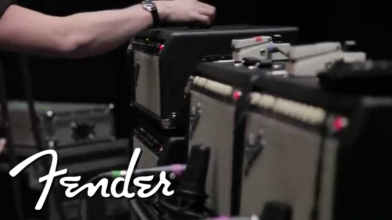 Going Low: The History of the Fender Bassman Amplifier