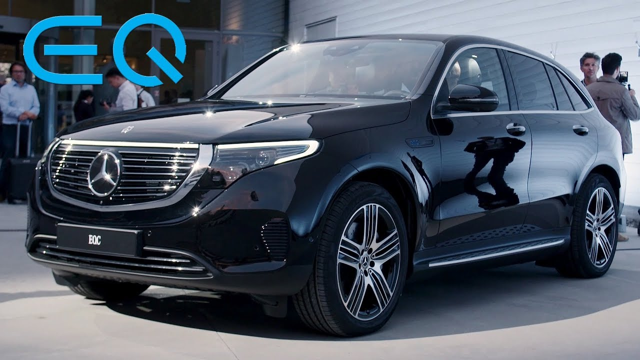 Mercedes-Benz EQC World Premiere Impressions and ...