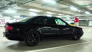 AUDI A8 - S8 d2 !  Знаменитые авто , часть 7 !