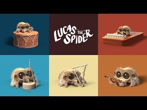 download Lucas The Spider - One Man Band