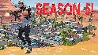 Season 5: CRAZY 21 Kill WIN! - Fortnite Battle Royale Update