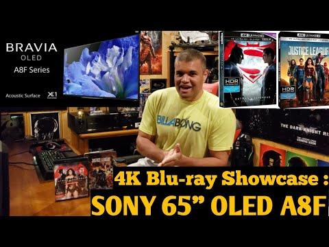Sony A8F OLED 65
