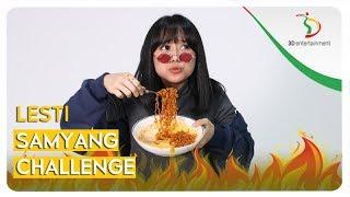 Lesti Samyang Challenge!!