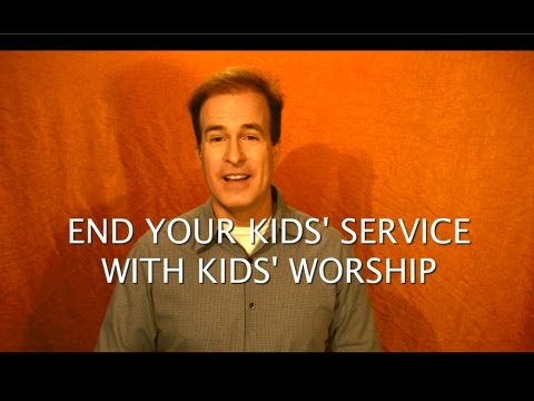 Show Parents What REALLY Happens During Kids' Church!