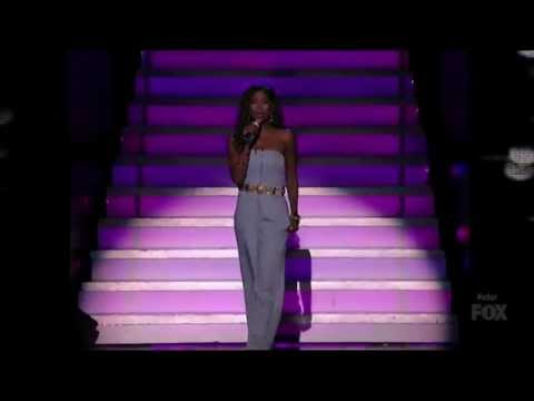 I Say a Little Prayer for You - Amber Holcomb Performs