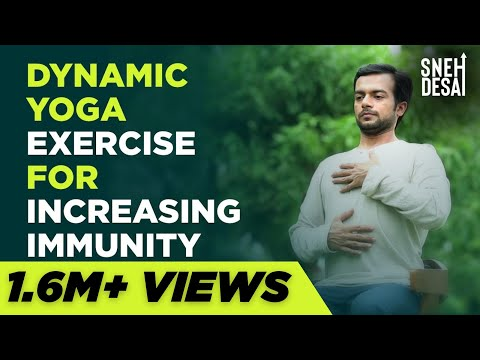 Dynamic Breathing Exercises Yoga by Dr.Sneh Desai | Breathing Techniques [New Updated Video]