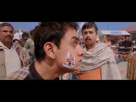 Comedy scenes of pk movie
