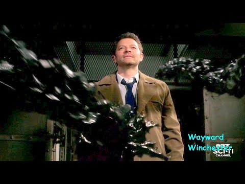 Castiel Sacrifices Himself To Save Dean From Death! Gets Taken By Empty Supernatural 15x18 Breakdown