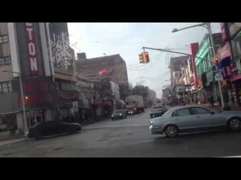 Trip through Jamaica New York