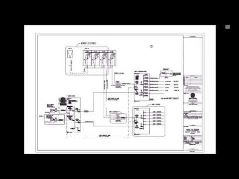 Cara membaca gambar tander kontraktor Elektrikal