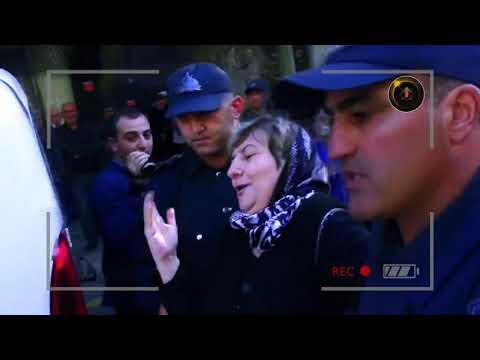 Police violence with order by government 19/10/2019 Azerbaijan/Baku