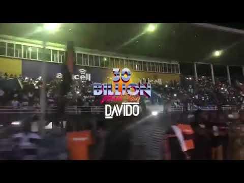 Davido Performance Live in Freetown Sierra Leone