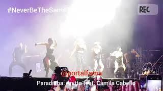Anitta feat. Camila Cabello PARADINHA Ao Vivo Z Festival 2018