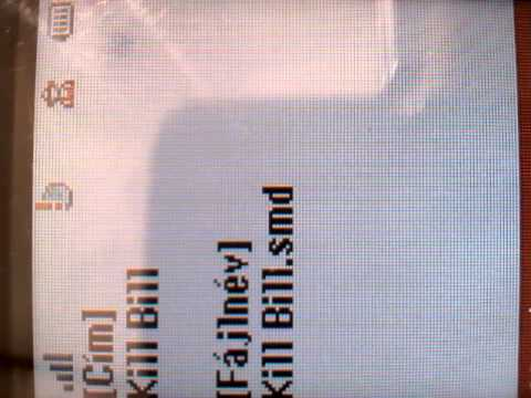 Sharp GX17 Ringtone - Kill Bill