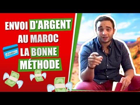 🇲🇦 ENVOI D'ARGENT AU MAROC: LA BONNE METHODE