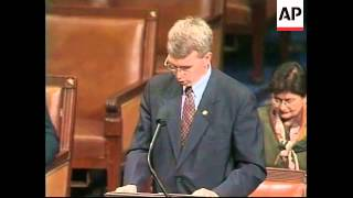 USA: ROBERT ZOELLICK CONFIRMED BY SENATE