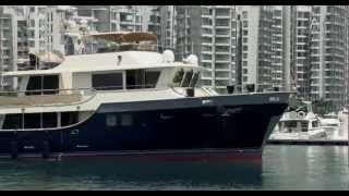2012 Singapore Yacht Show - Andy Treadwell - What to expect (Superyacht TV)