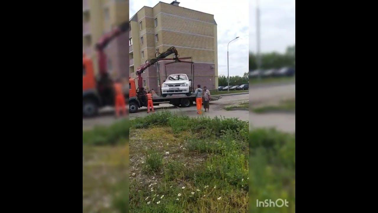 Неадекватный водитель/Вывалился из-за  руля/Пьянь за дорогах/Пенза