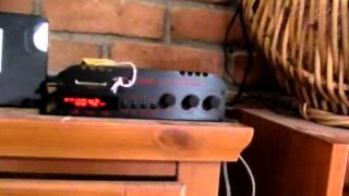 Lepai LP-269FS Digital 4 x 45W Amplifier with Remote/USB/MP3/SD/FM
