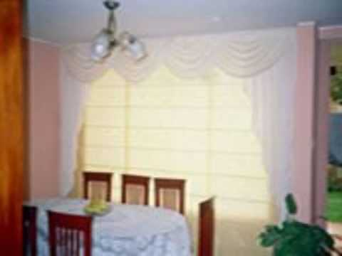 cortinas para comedor