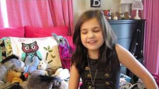 BAILEE MADISON Dishes About Working with SELENA GOMEZ and Meeting TAYLOR SWIFT!