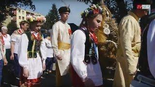 Świętokrzyskie Dożynki Wojewódzkie 2016