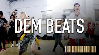 DEM BEATS by Todrick Hall and RuPaul | Commercial Dance CHOREOGRAPHY