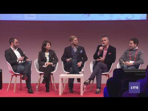 Panel | West Meets East: Can Foreign Start-Ups Succeed In China? [4YFN 2017]