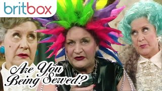 Mrs Slocombe's Hilarious Pussy Cat Moments | Are You Being Served?