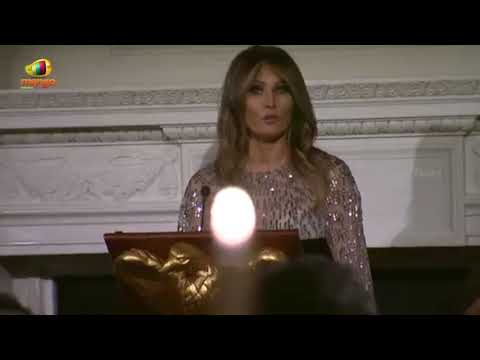 First Lady  Speech Host the White House Historical Association Reception | Mango News