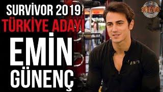 Emin Günenç | Survivor 2019 Türkiye - Yunanistan
