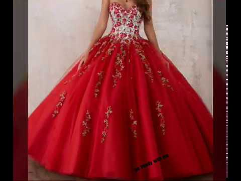 Trending Prom Dress design||Evening gown||Stylish party wear long gown designs 2018