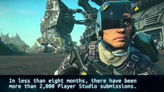 PlanetSide 2 Player Studio Highlights