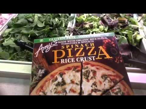 Amy's Gluten-Free, Dairy-Free Frozen Pizza